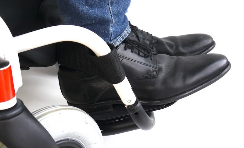Repose-pieds Large