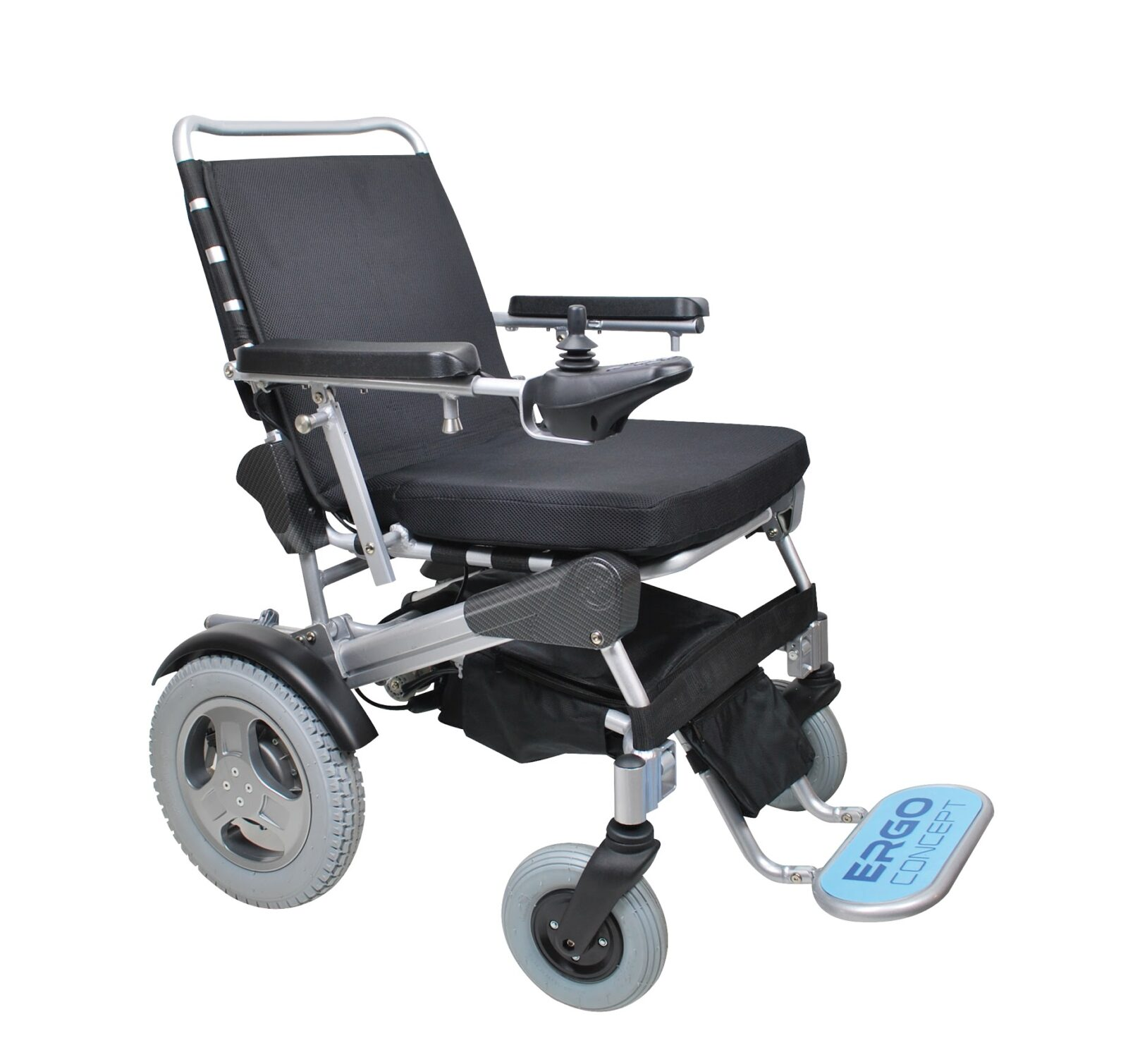 Ergo 09L Compact - electric foldable wheelchair