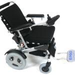 Ergo 09L - Fauteuil roulant électrique pliable