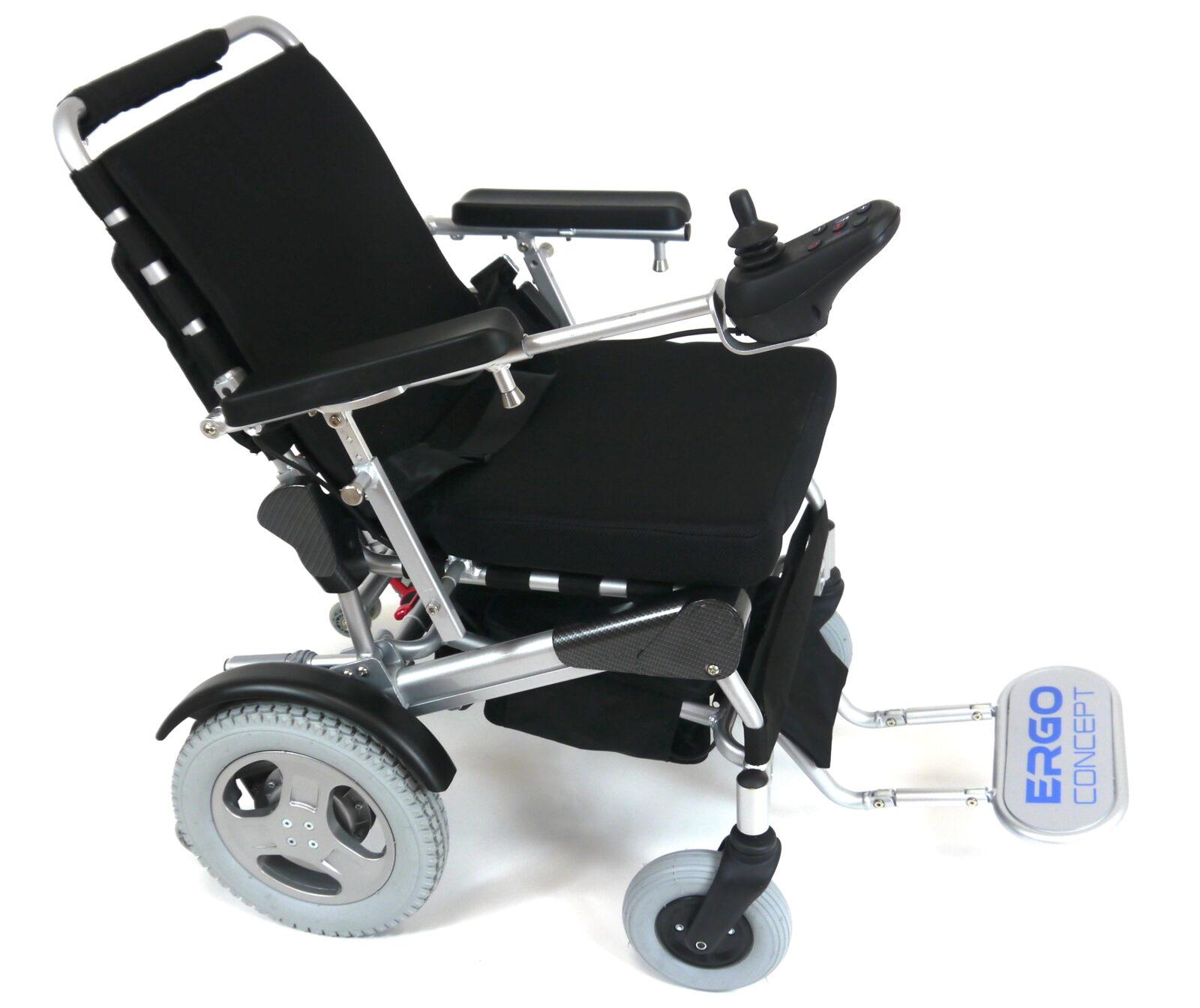 Ergo 09L XL - Fauteuil roulant électrique pliable