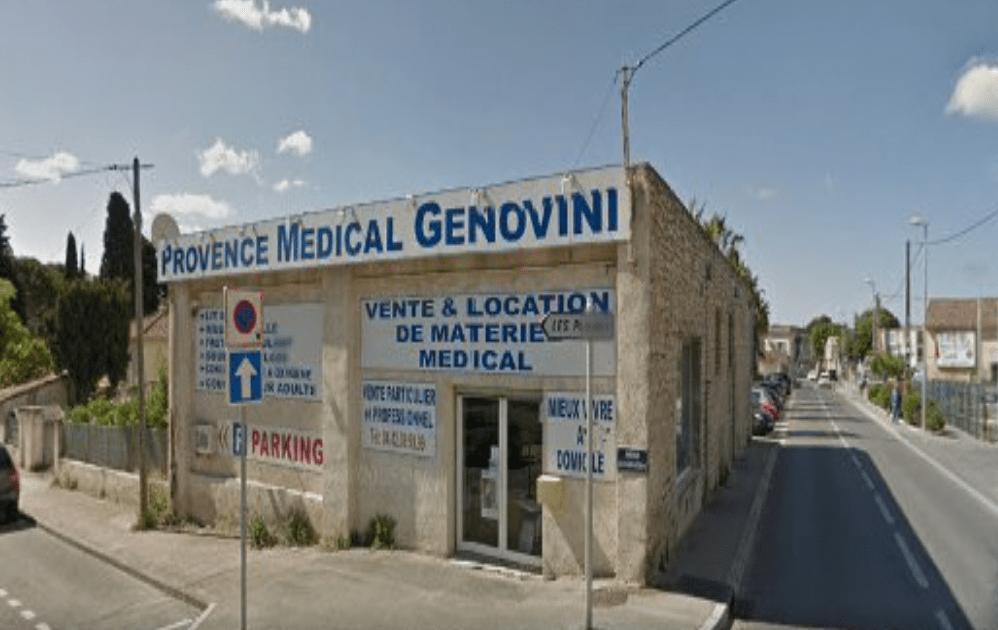 Provence Médical Genovini