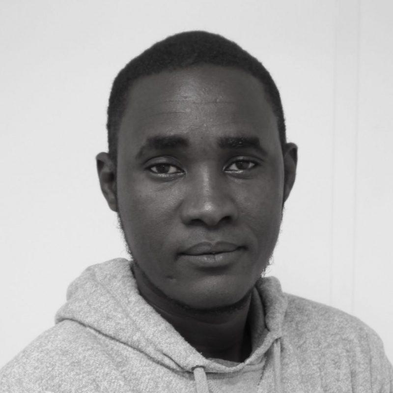 Oumar Sy - Responsable Logistique et SAV