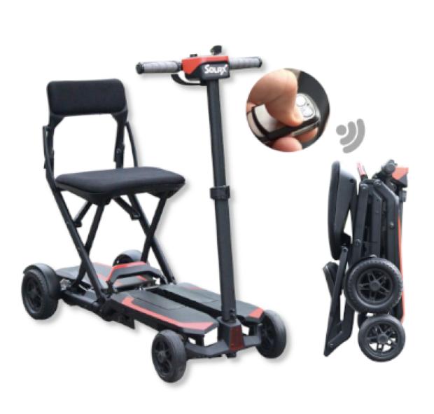 Scooter électrique ErgoConcept