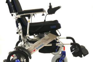 Ergo 08L - Fauteuil roulant éléectrique pliable