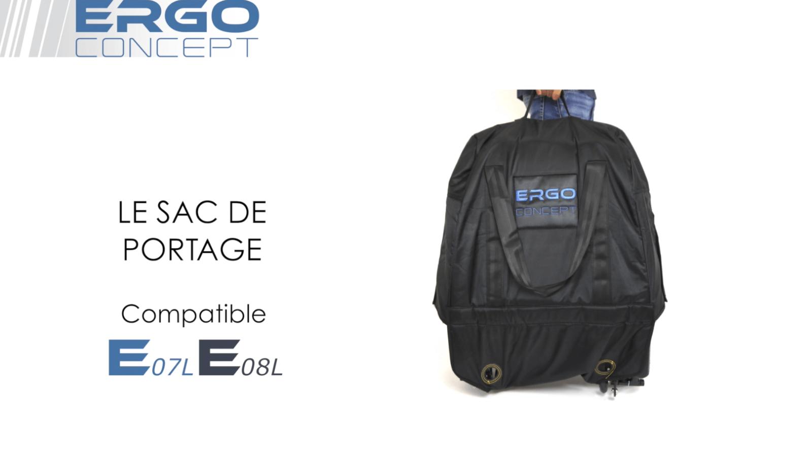 Accessoire sac de portage E07-E08
