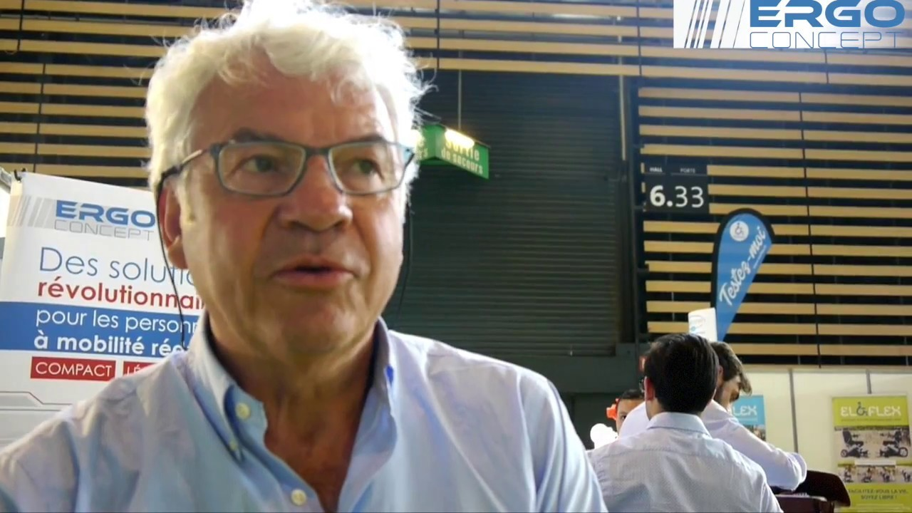 Interview Jacques Vernay Co-fondateur ErgoConcept