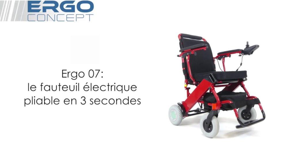 Dépliage Ergo 07L