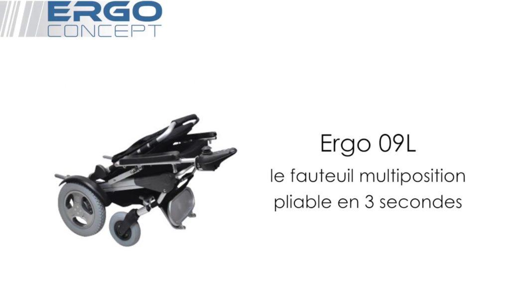 Dépliage Ergo 09L