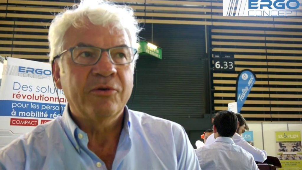ITV Jacques Vernay Co-fondateur ErgoConcept
