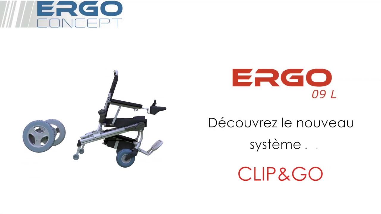 Clip&Go - Ergo 09L
