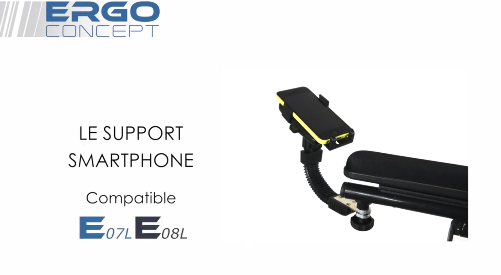 accessoire support Smartphone E07-E08