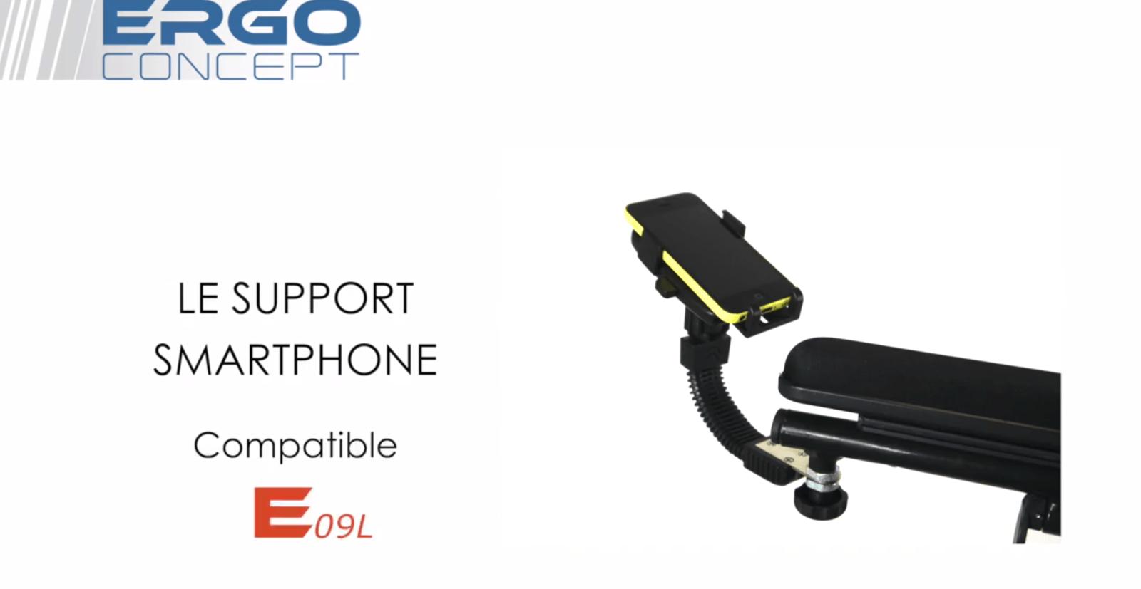 accessoire support Smartphone E09