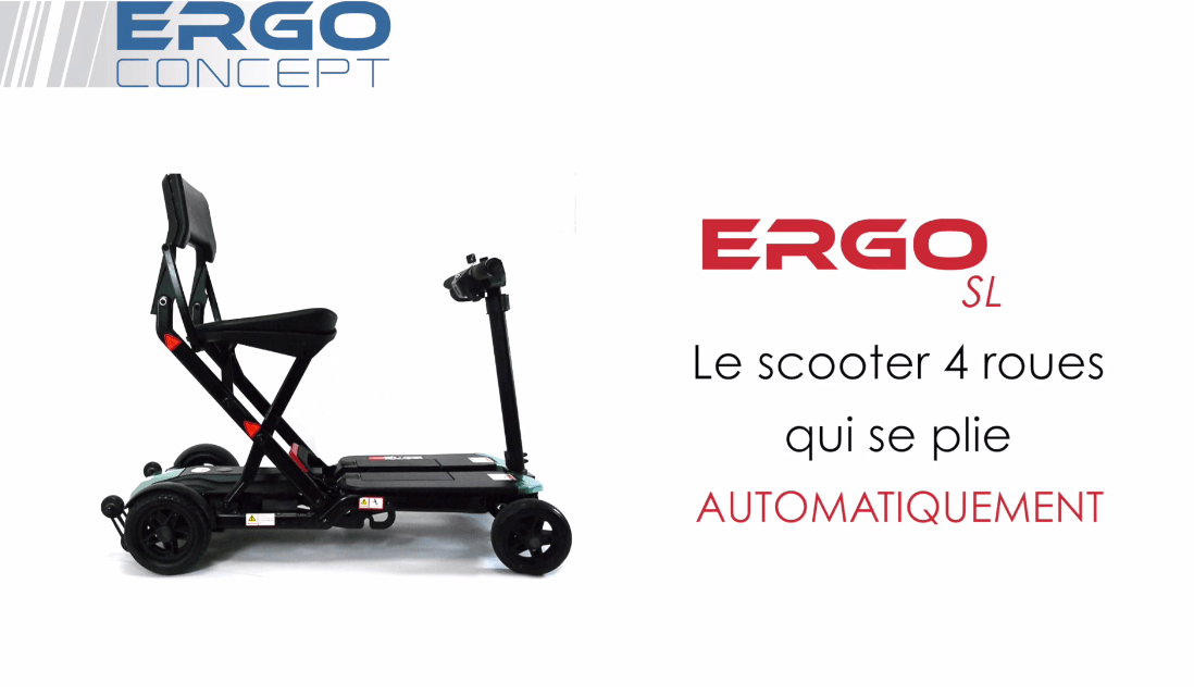 Scooter ErgoSL