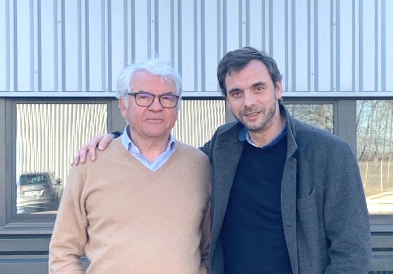 Martin et Jacques Vernay - ErgoConcept