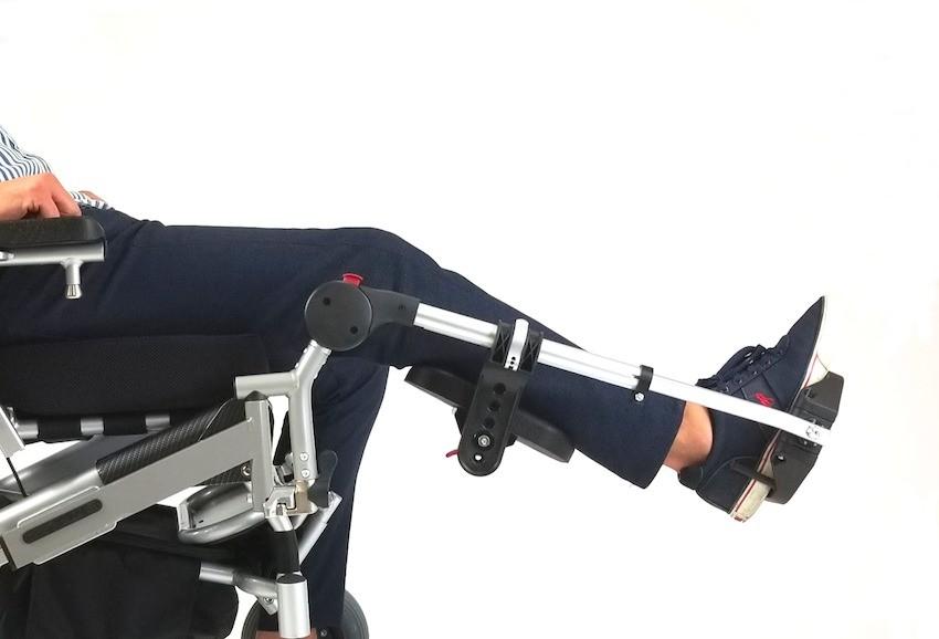 Repose-jambe E09 - ergoconcept