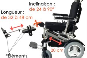 Repose-jambes E09